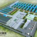 兰州 网上接农业园 养殖场 观光种植场新农村亮化工程 建筑效果图