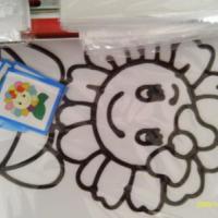 供应儿童胶画/儿童胶画价格
