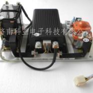 48V直流串励电机控制总成平板车图片