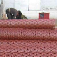 供应太原抹墙钢板网 山西菱形钢板网 菱形钢板网厂家直销