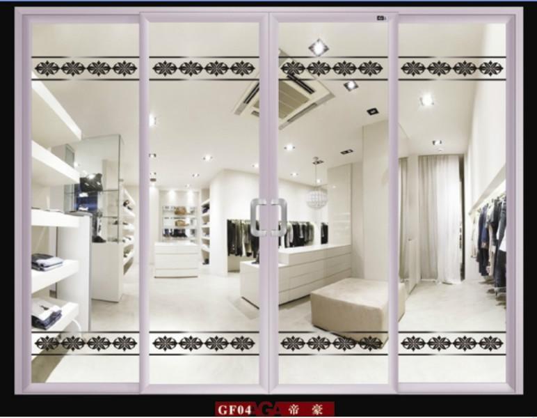 卧室门图片欧式 玻璃