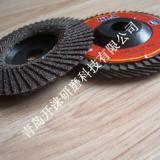 供应韩式百叶轮花页轮、碟式砂布轮