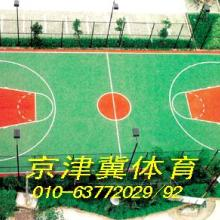 供应京津冀体育硅pu篮球场施工,一流施工,品质卓越,价格最低批发
