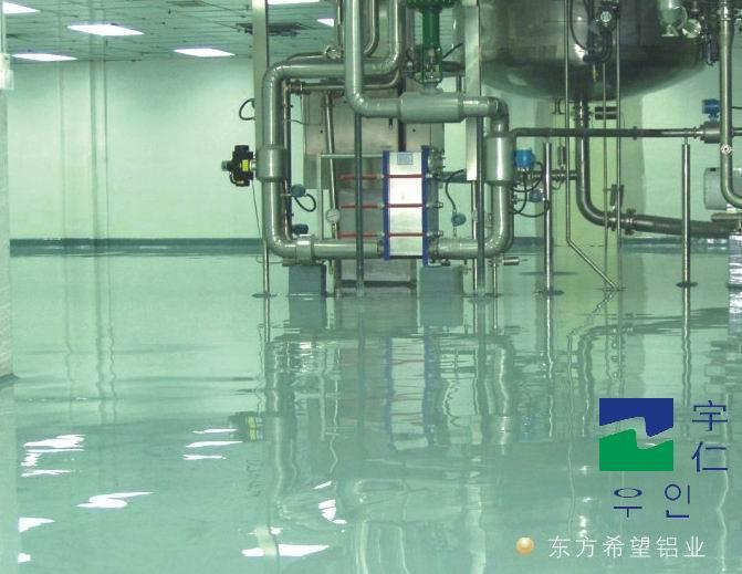 来自韩国的名品 宇仁供应优质乙烯基酯重防腐地坪