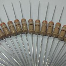 供应碳膜电阻1/4W图片