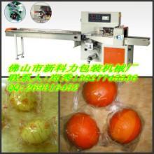 供应碰柑套袋包装机,芦柑自动包装机,柑橘包装机械图片