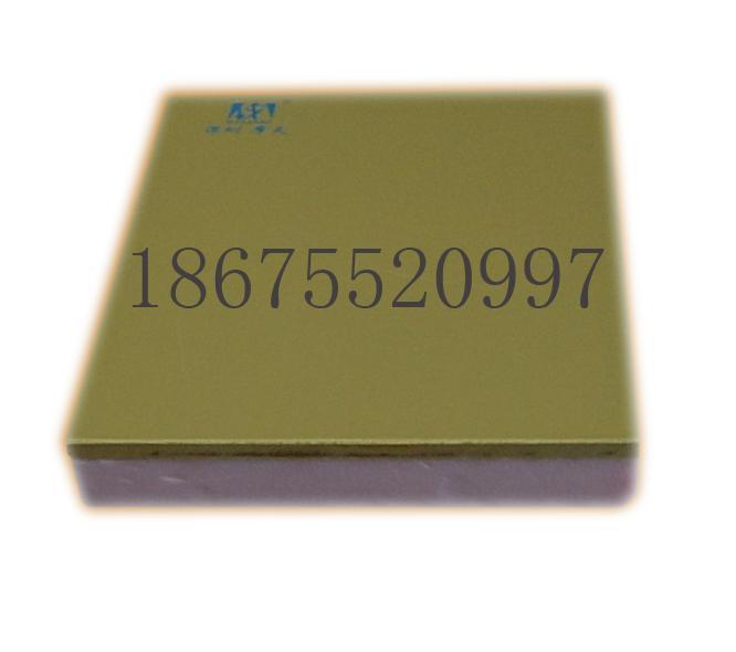 供应新型外墙保温绝热材料氟碳保温装饰板保温装饰一体化工程