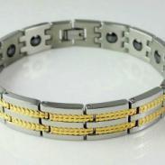 保健磁吊坠-加工生产批发-玻璃夹图片
