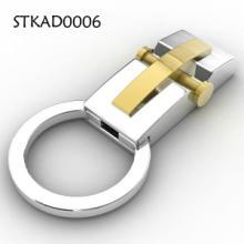 钛银珠保健磁疗 钥匙扣-加工生产批发手链 男 韩版-首饰加工技术图片