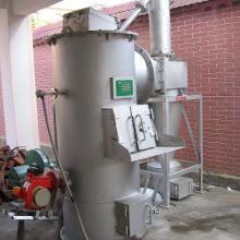 废弃水产品焚烧炉