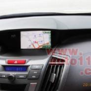 09奥德赛原车屏升级加装导航图片