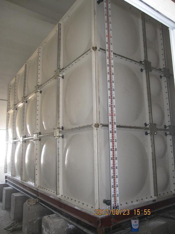 家用储水箱安装方法 家用储水箱安装示意图 家用水箱供水安装图