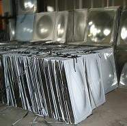 加工吉林工程水箱、生活水箱、消防水箱、保温水箱、不锈钢水箱冲压板