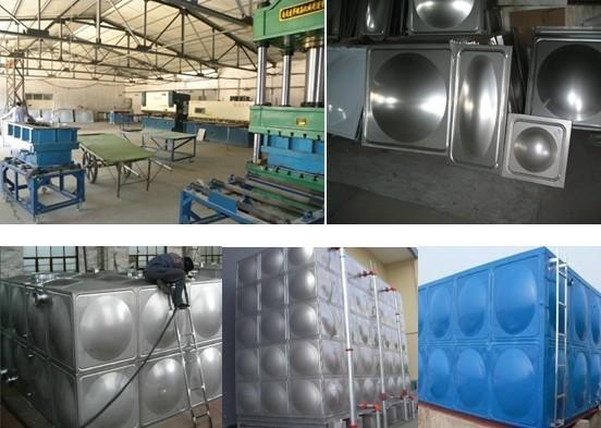 加工辽宁工程水箱、生活水箱、消防水箱、保温水箱、不锈钢水箱冲压板