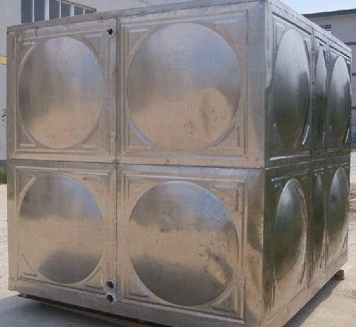 无锡厂家供应江都给水工程水箱、消防水箱、保温水箱、不锈钢水箱