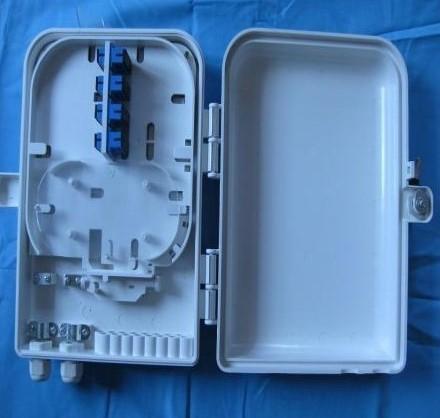 供应三网合一配线箱光纤分纤箱塑料光纤分纤箱三网融合光纤分纤箱