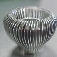 成都铝件管接头加工图片
