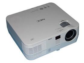 NECVE281X+投影机图片