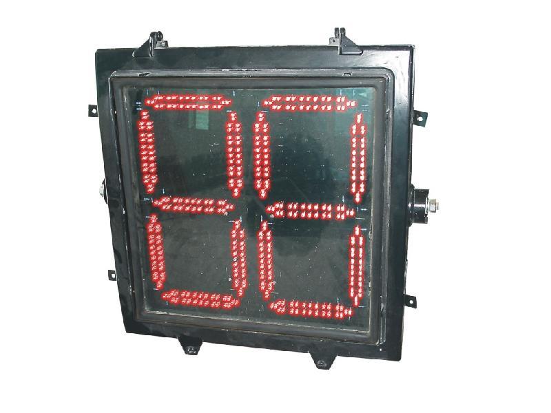 安赢牌红绿灯人行道倒计时器交通灯图片 高清图片