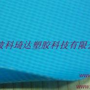 环保PVC水池夹网布图片