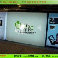 供应HTC亚克力灯箱背板墙厂家图片