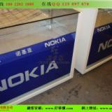 供应诺基亚木制品手机柜台生产厂家图片
