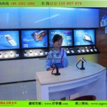供应最新款诺基亚体验柜台带射灯图片