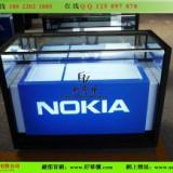 供应大量供应诺基亚手机柜台手机展示柜