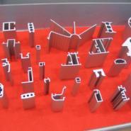 江苏铝挤压型材厂家图片