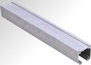 苏州LED灯具铝挤型材生产厂家图片