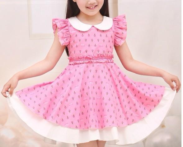公主裙图片_广州秀衣亭服装公司公主裙产品图片;