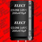 电解电容下载/200V/100u图片