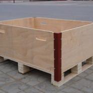 吴江胶合板苏州木包装箱图片
