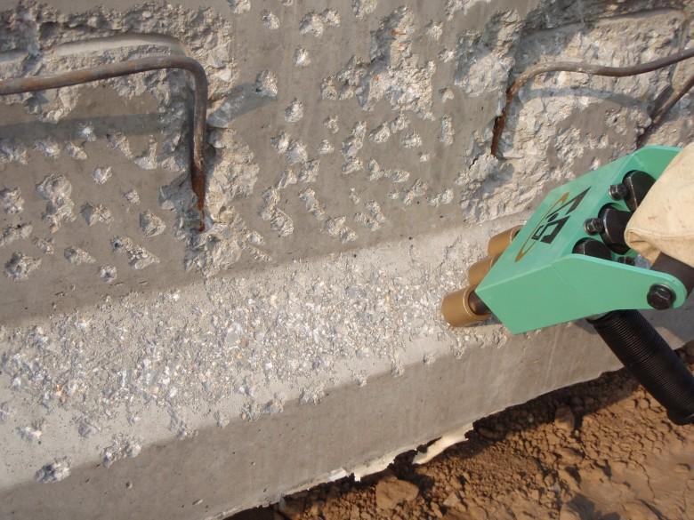 供应轻型手持式混凝土凿毛机