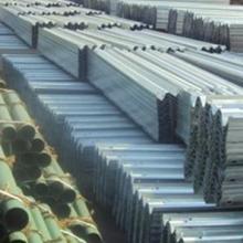 供应公路波形梁护栏厂家 出售 波形板防撞栏 波形护栏价格合理图片