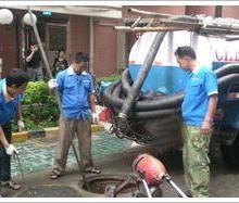 供应广州市越秀区专业清理化粪池改装厕所价格优惠图片