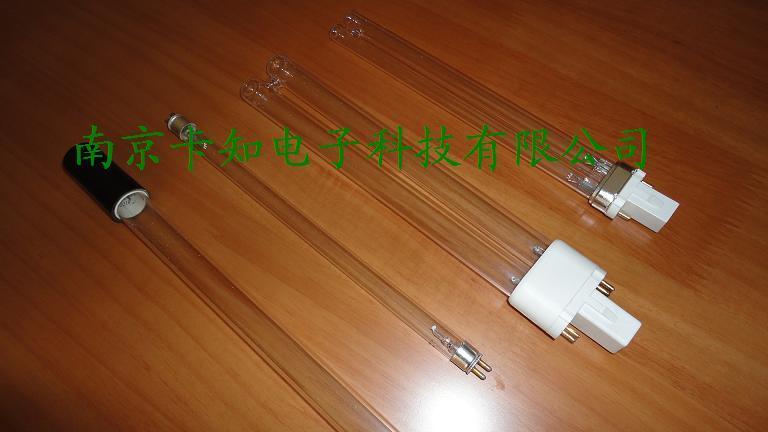 厂家直销UVC紫外线灯管,臭氧杀菌灯管,UVC185nm紫外线臭氧灯管