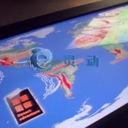 大屏幕灵动多点触控桌面图片