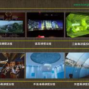 大屏幕拼接系统投影拼接图片