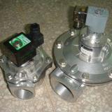 供应电磁脉冲阀的连接方式DMF-Z-40直角电磁阀