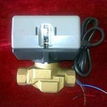供应霍尼韦尔型空调电动阀、风机盘管电动阀、DN20电动二通阀批发