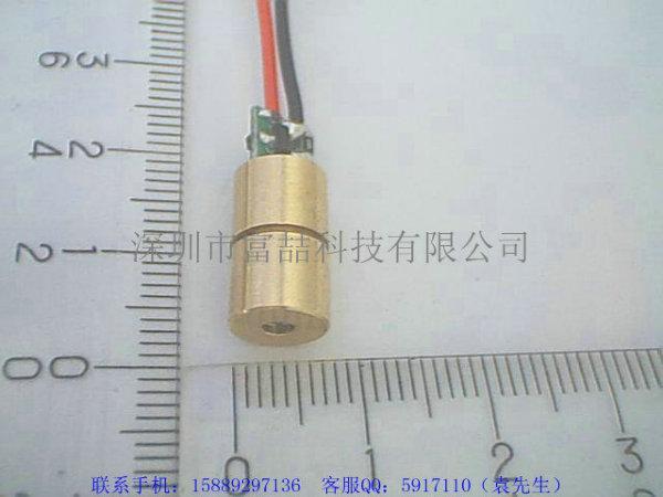 供应红光激光模组激光头