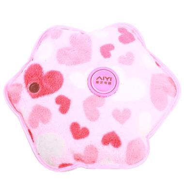 毛绒电热水袋图片/毛绒电热水袋样板图 (2)