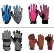 防风防水触摸屏户外保暖运动手套图片