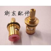 供应全黄铜陶瓷阀芯