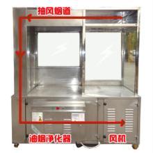 供应河北韩式烧烤车油烟净化器