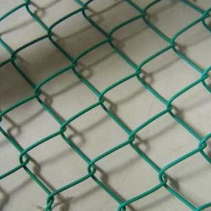 包胶拧花网菱形编织网图片