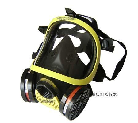 供应重庆XO-BH1全面罩防毒面具
