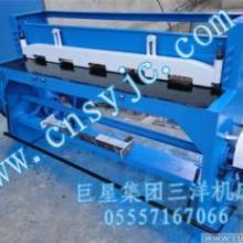 QC11Y机械剪板机