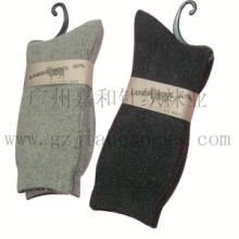 供应羊毛袜套/短筒羊毛袜/兔羊毛女袜批发